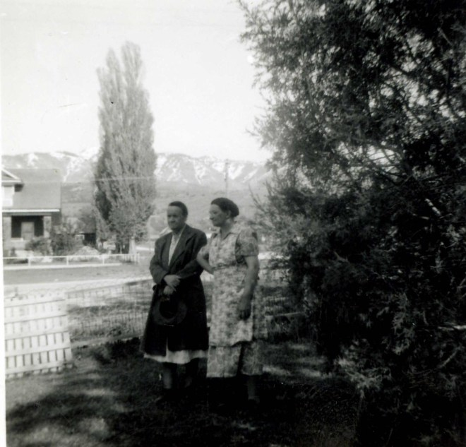 Unknown and Edna Neilson
