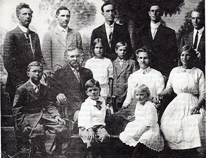 John and Louisa Nuffer Family