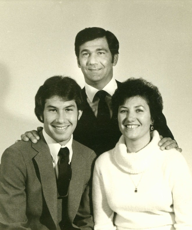Bob, Janet, and Bobby Jonas