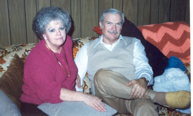 Betty and David (Dave) Donaldson