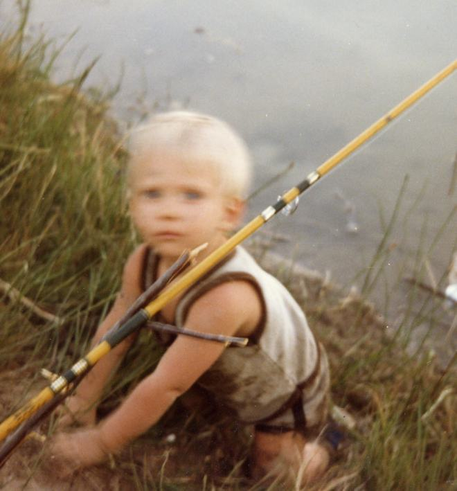 Fishing Young 1