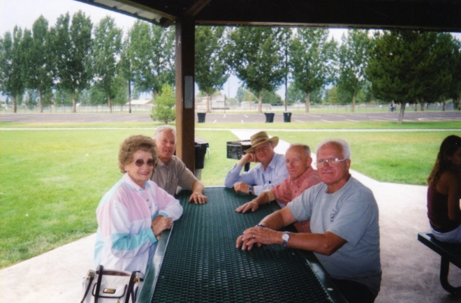 2004 Reunion, Millie, Larry, Ross, Dale, Donald