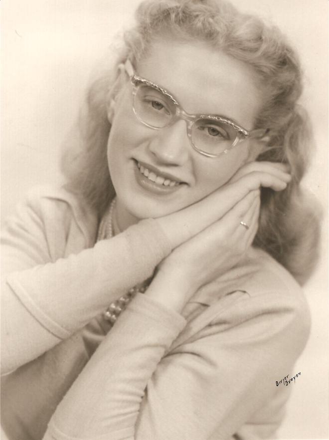 Edith Maude Gudmunson