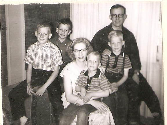 Greg,Kent and Marc, Chad, Edith, Bill